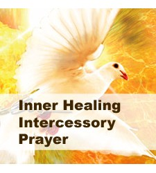 Inner Healing Intercessory Prayer E-Book & Audio