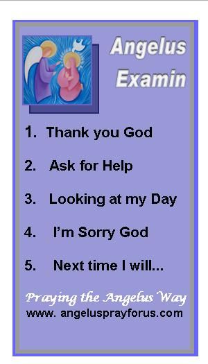 Childrens - Angelus examin simple 1